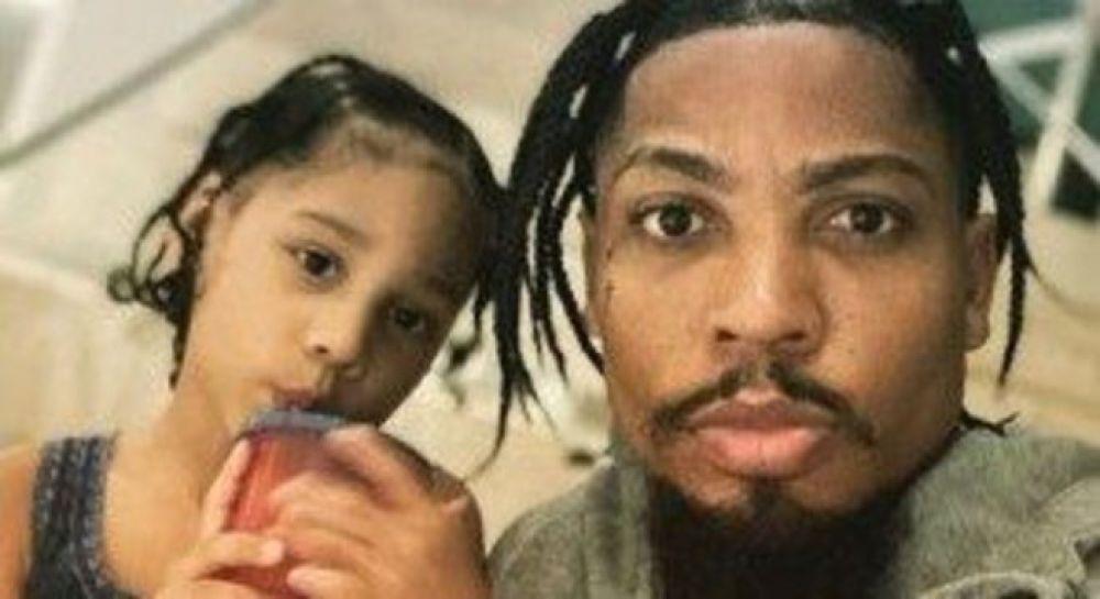 Marinho e a filha. Orgulho de serem negros. Ataque absurdo do comentarista Reprodução Instagram