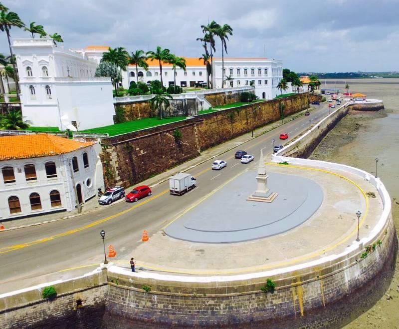Fotos do Centro Histórico de São Luís - MA