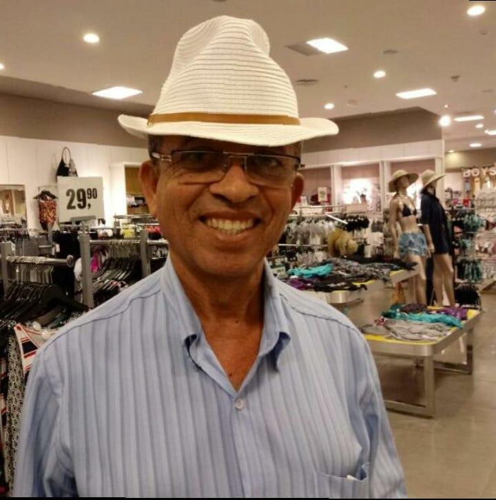 Aos 55 anos, taxista Rosivaldo Rolim morre de infarto no Hospital Regional