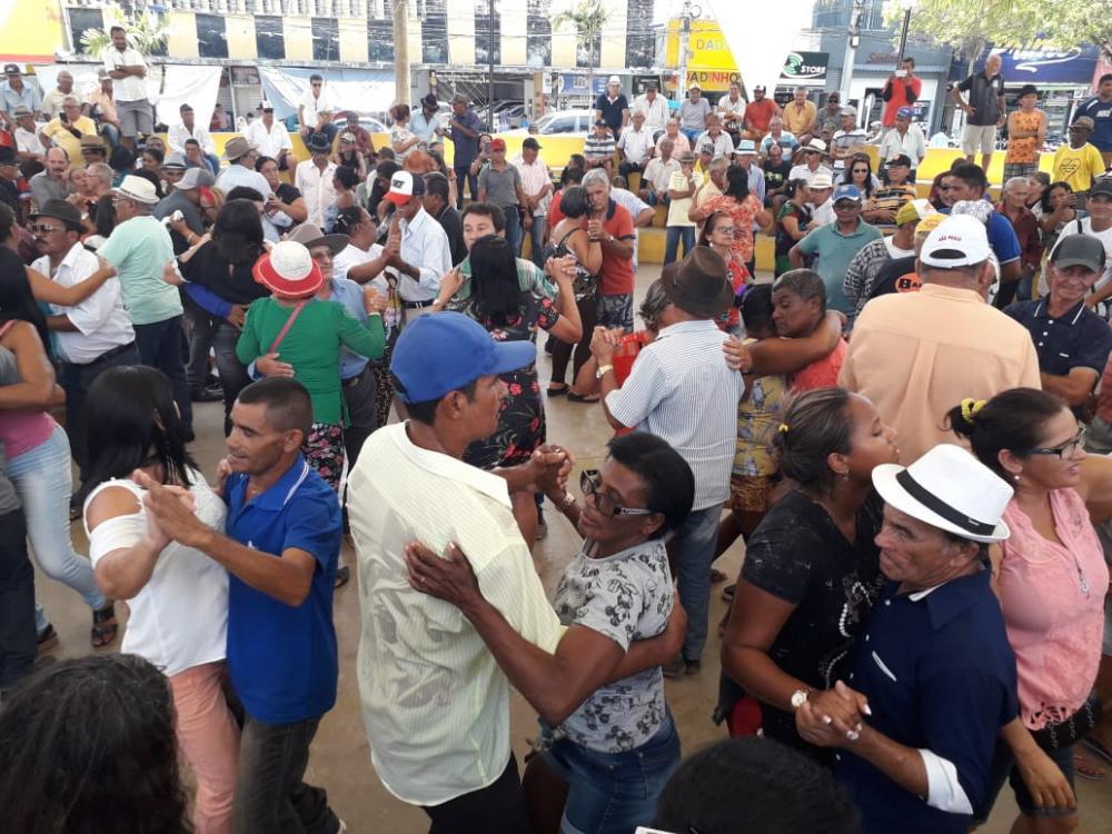 Projeto Cultura na Praça volta a reunir centenas de pessoas no Centro de Arapiraca
