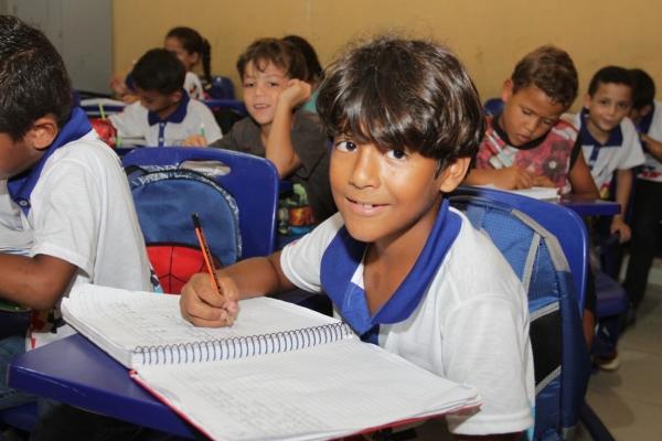 Farão a Avaliação de Fluência em Leitura 40 mil crianças do 2° ano do Ensino Fundamental - Valdir Rocha