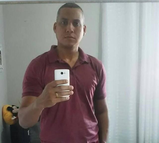Policial militar foi brutalmente assassinado após ser sequestrado em Bertioga (SP) — Foto: Reprodução/Facebook