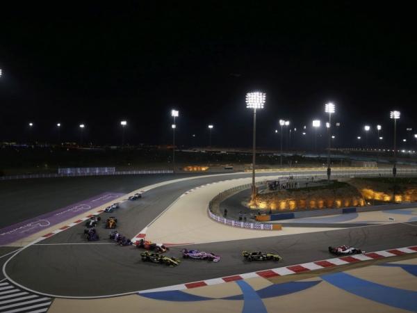 Coronavírus força GP do Bahrein de Fórmula 1 a ser realizado com portões fechados FOTO: DIAESPORTIVO/FOLHAPRESS