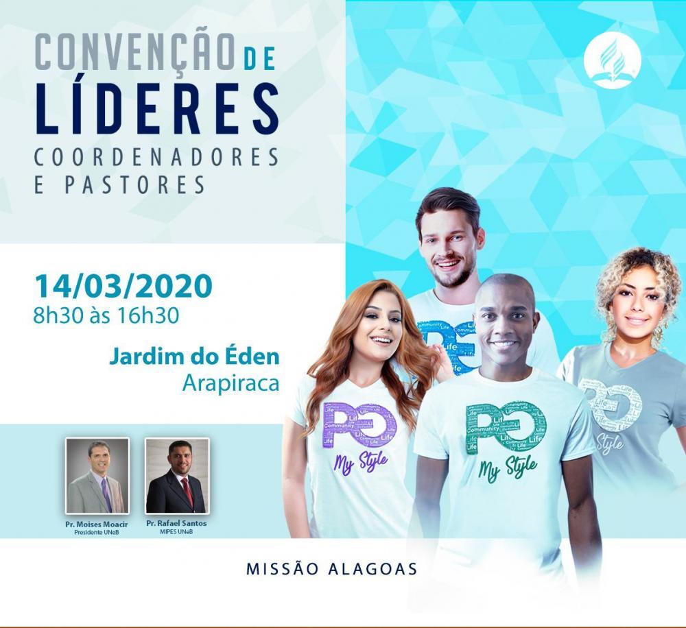 Igreja Adventista do Sétimo Dia realiza Convenção de Líderes, Coordenadores e Pastores