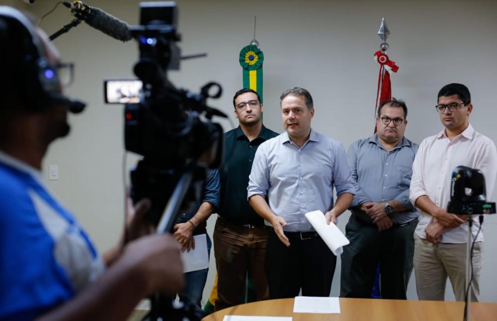 Covid-19: Governo suspende academias, cinemas, Centrais Já! e Instituto de Identificação