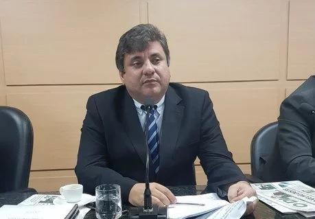 Presidente da Câmara de Vereadores de Arapiraca, Jário Barros / Assessoria