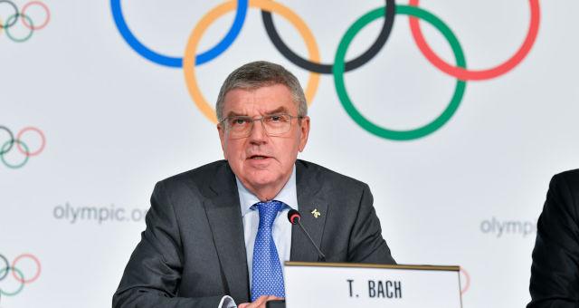 Segundo o dirigente, em vídeo divulgado pelo COI, interromper o evento foi fundamental para a segurança dos atletas e de todos os envolvidos nos Jogos (Imagem: IOC/CHRISTOPHE MORATAL)