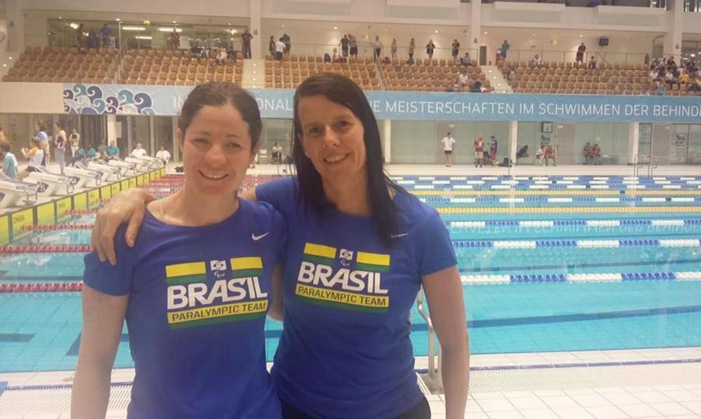 Divulgação: Comitê Paralímpico Brasileiro