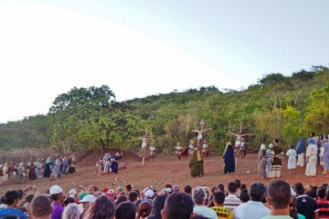 Diocese de Penedo  proíbe tradicional Procissão ao Morro Santo da Massaranduba em Arapiraca