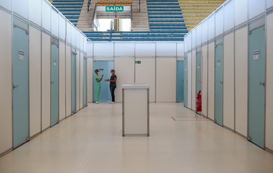 Central de Triagem é aberta e começa a atender pacientes com sintomas de gripe