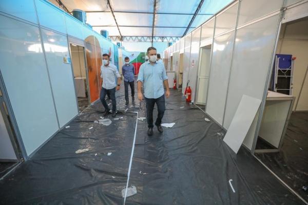 Central do Benedito Bentes começa a funcionar na próxima segunda (18) no estacionamento do Shopping Pátio Maceió Márcio Ferreira