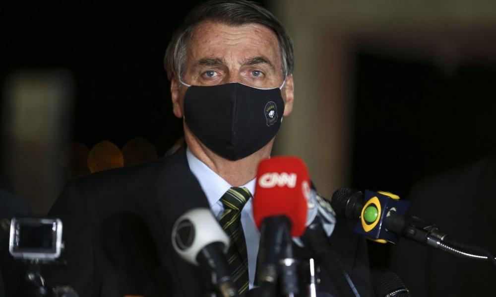 Brasil ajuda no combate a queimadas na Guatemala, diz Bolsonaro