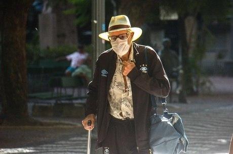 Coronavírus circula em mais de 50% das cidades | Omar de Oliveira | Fotoarena | Estadão Conteúdo