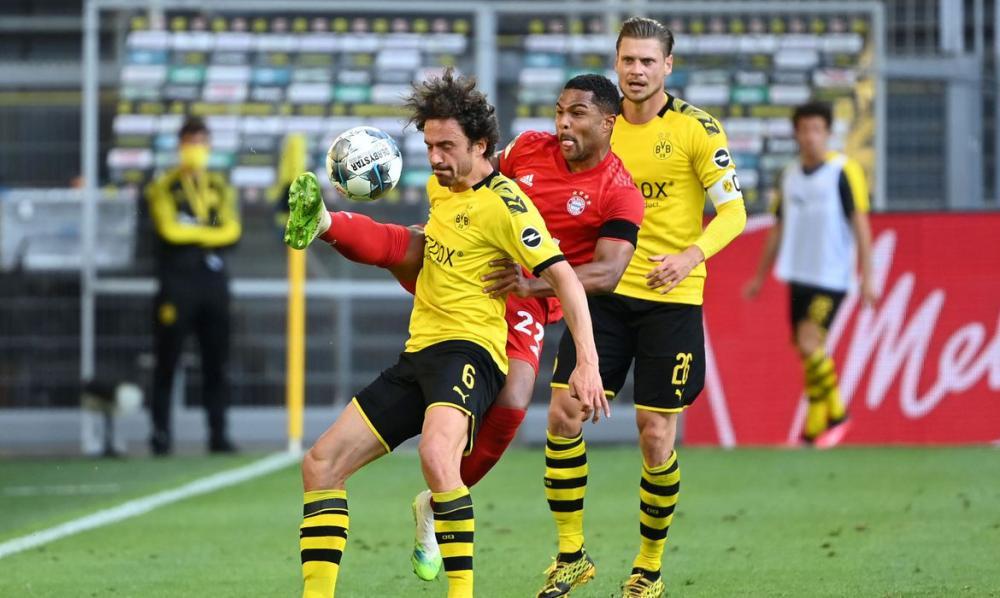Bayern derrota Borussia e dispara rumo ao octacampeonato alemão