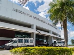 Movimentação de passageiros no Aeroporto Zumbi dos Palmares reduz 95,3%