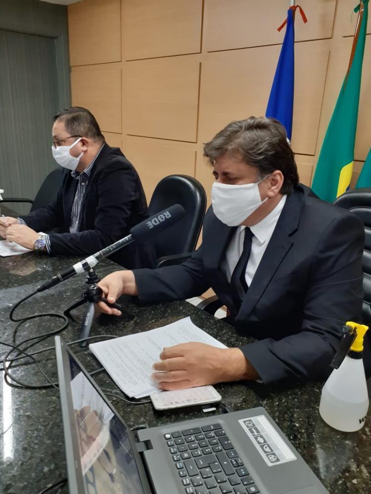 Jario Barros fala da importância da criação da Casa dos Conselhos