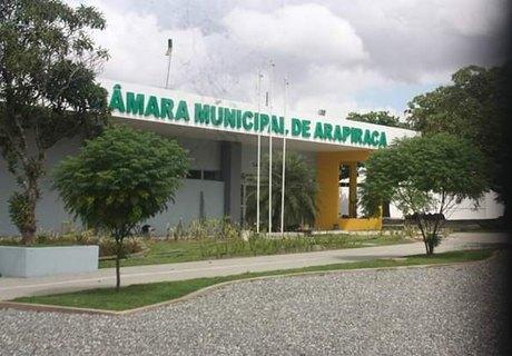 Câmara de Vereadores de Arapiraca lamenta morte de presidente do PSL
