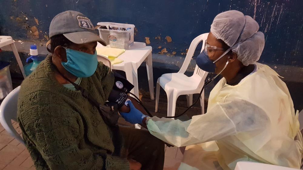 Projeto social faz parceria com Médicos Sem Fronteiras