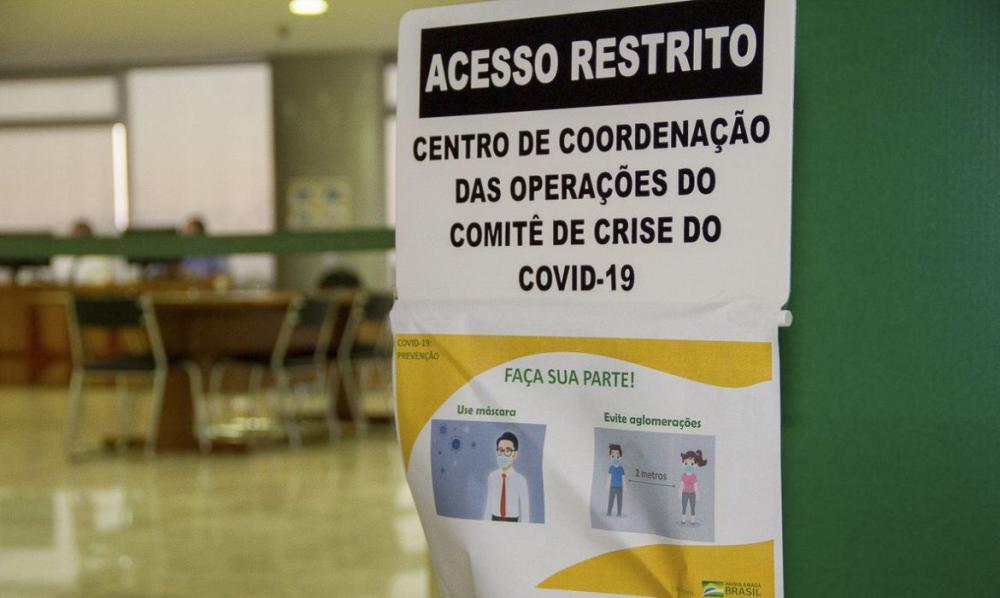 Covid-19: Presidência da República registra 108 casos entre servidores