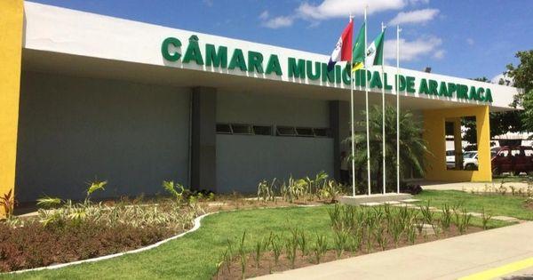 Câmara Municipal de Arapiraca lamenta morte do prefeito de Santana de Ipanema, Isnaldo Bulhões