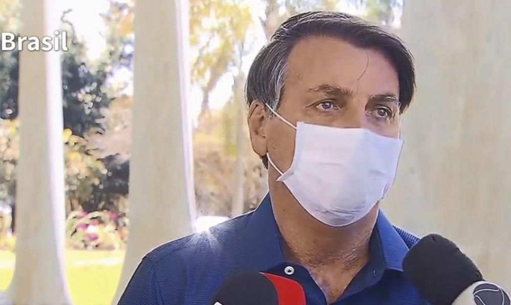 Bolsonaro apresenta boas condições de saúde, diz Planalto