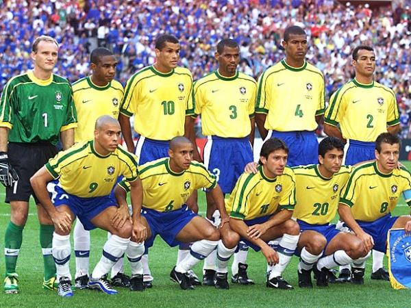 Há 22 anos, Brasil perdia para a França na final da Copa de 1998