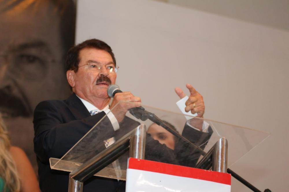 Arapiraca tem noite de festa com lançamento de livro do empresário José Alexandre e homenagem da FIEA