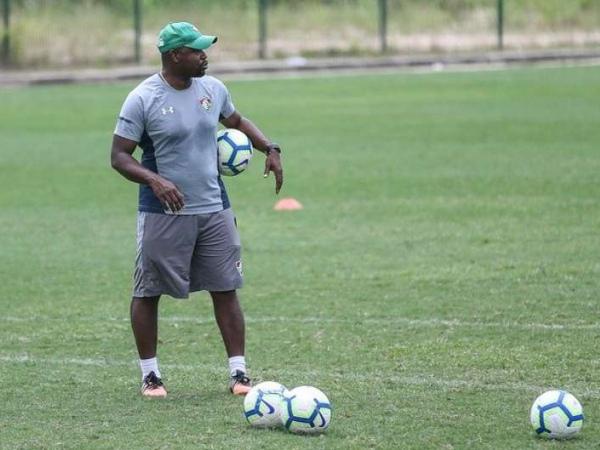 Fluminense viaja a Maceió com obrigação de vencer FOTO: LUCAS MERÇON / FLUMINENSE F.C