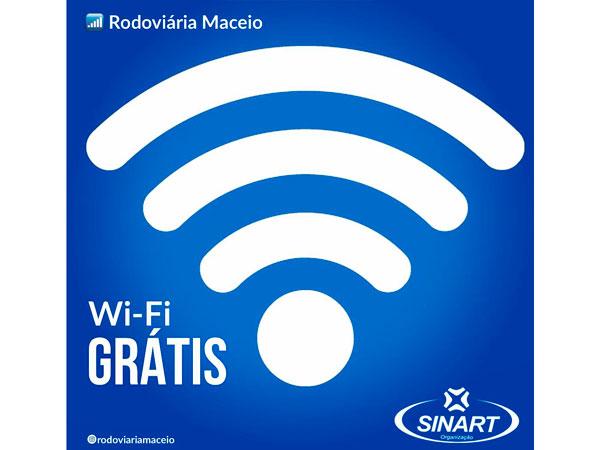 Terminal Rodoviário de Maceió anuncia implementação de Wi-Fi gratuito