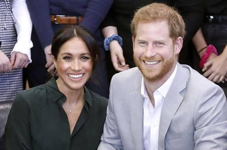 Rainha pretende discutir crise gerada por Harry e Meghan Reprodução/Instagram/Kensington Palace