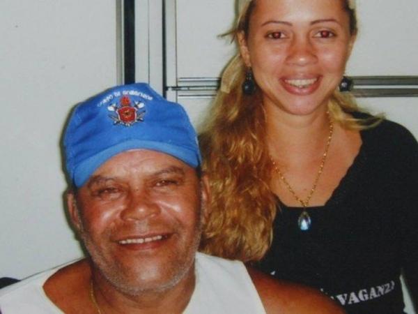 René Senna e Adriana Almeida  FOTO: Reprodução/ TV Globo