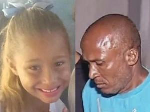 Vizinho suspeito de matar menina a facadas é encontrado morto em presídio FOTO: Reprodução/Facebook