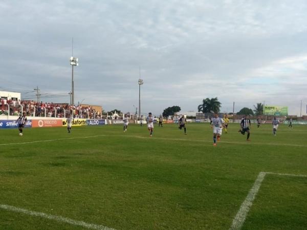 Jaciobá e ASA estreiam no Campeonato Alagoano com empate sem gols FOTO: Nasário Silva