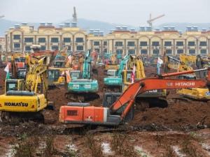China construirá segundo hospital para tratar pacientes FOTO: STR/AFP
