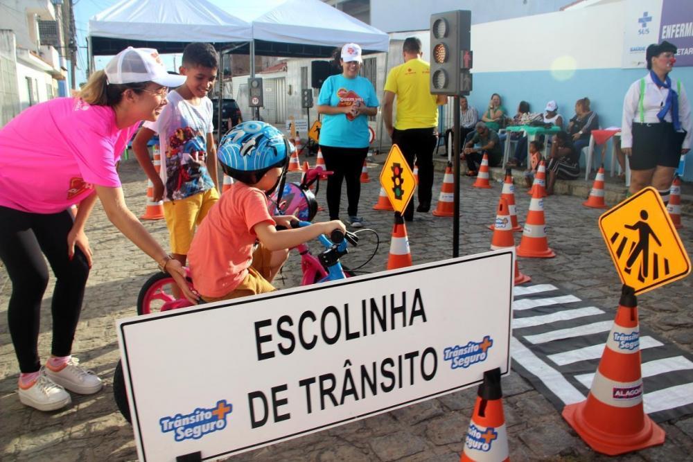 Detran/AL vai promover ação educativa de verão no município de Arapiraca