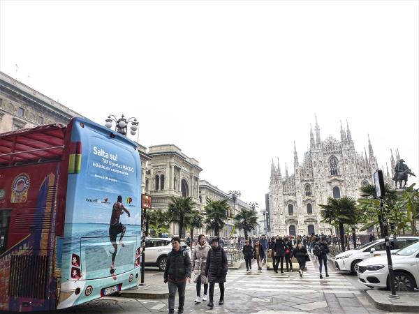 Campanha promocional do Governo do Estado começou no último sábado (1º) em vários países da Europa Divulgação