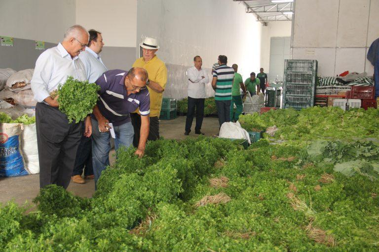 Prefeitura lança mais uma etapa do Programa de Aquisição de Alimentos