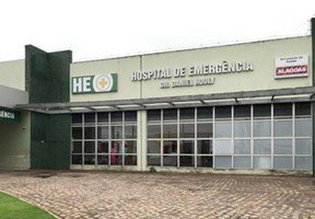 Hospital de Emergência de Arapiraca Arquivo/ 7Segundos