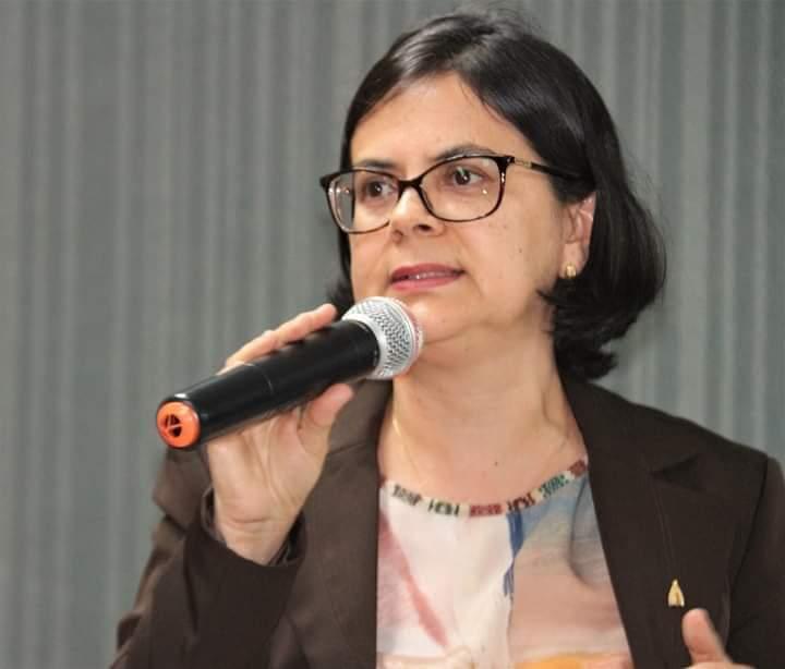 Vereadora Gilvania Barros
