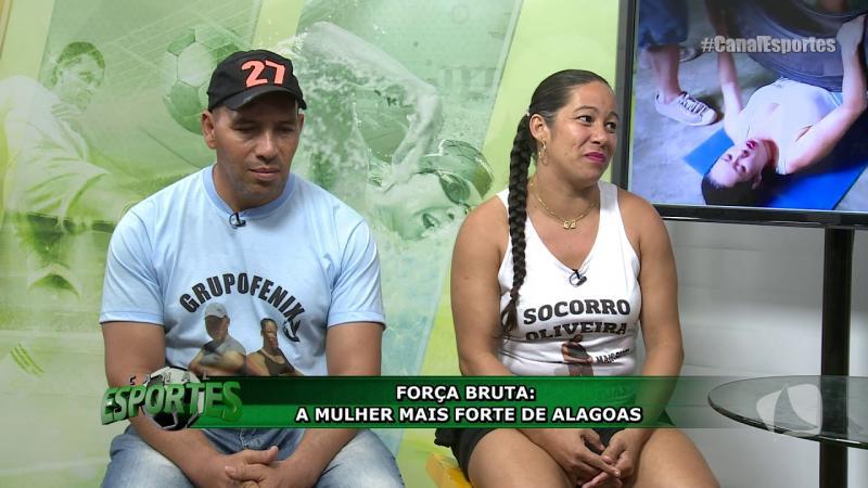 A Mulher Mais Forte de Alagoas