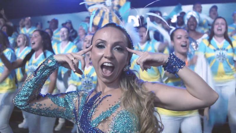 Águia de Ouro | Carnaval SP 2020 | Clipe Oficial