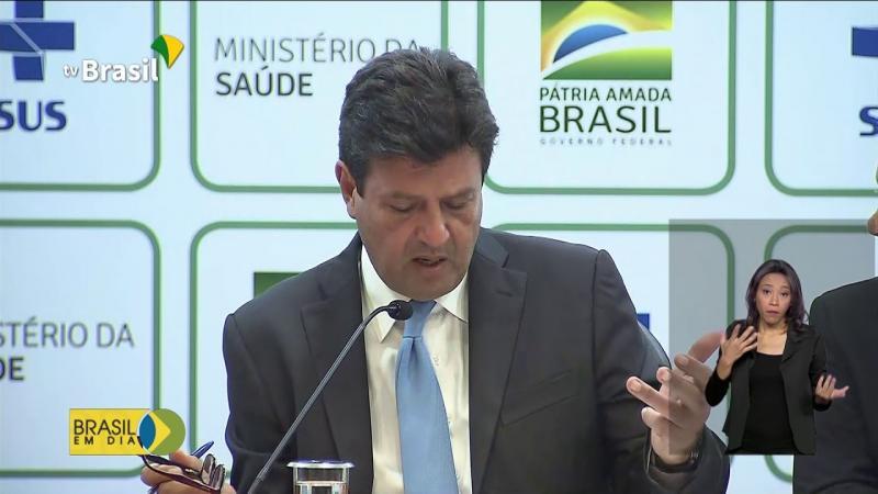 Confirmado terceiro caso de Coronavírus no Brasil